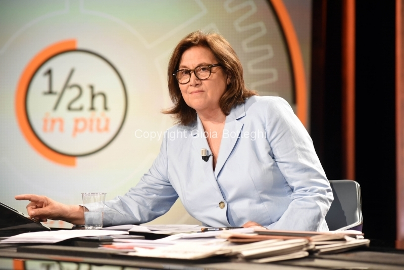 Lucia Annunziata dimessa