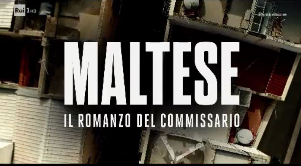 Maltese il romanzo del commissario repliche