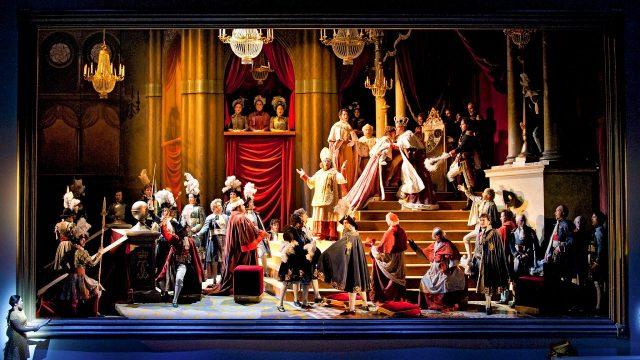 Opera in tv Rai 5 Viaggio a Reims