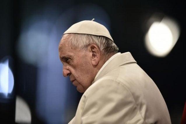 Pasqua 2020 in Tv Papa Francesco