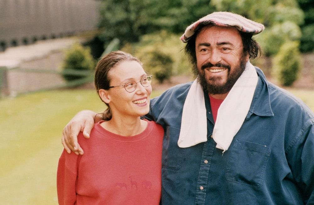 Pavarotti genio per sempre Rai 1