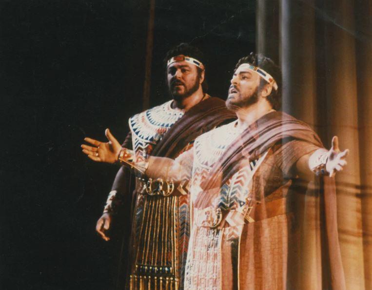 Pavarotti genio per sempre dove è girato