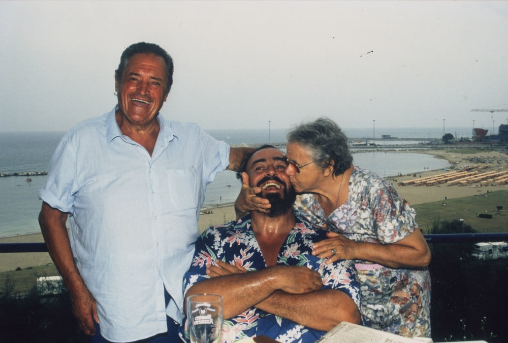 Pavarotti genio per sempre famiglia