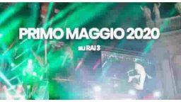 Primo Maggio 2020 Ambra Angiolini