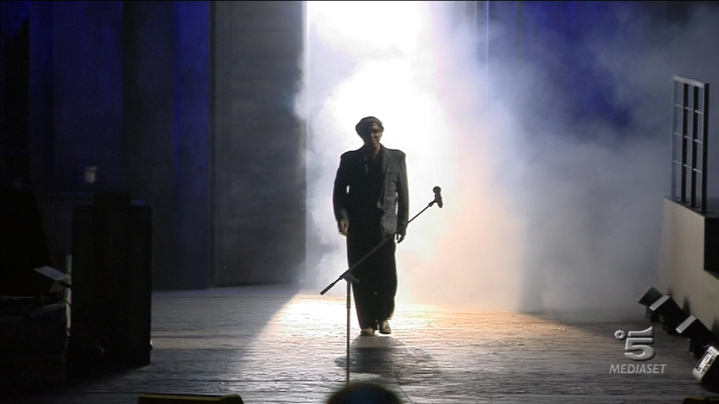 Rock Economy recensione Adriano Celentano concerto