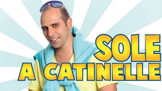 Stasera in tv 17 marzo Sole a catinelle