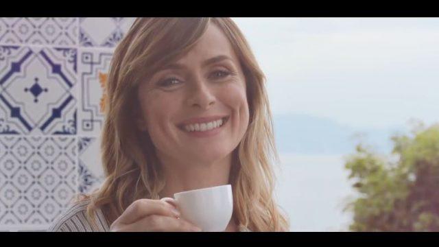 Spot in TV Caffè Kimbo - I video delle due pubblicità con Serena Autieri