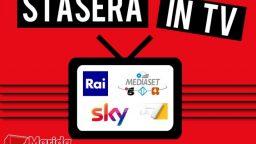 Stasera in tv 1 maggio 2020