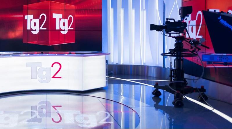 Tg2 ore 20.30 nuovo spazio