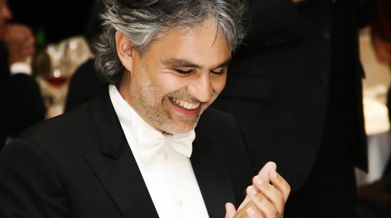 Un Nuovo Giorno Andrea Bocelli Live