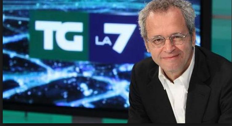 Enrico Mentana presenta dimissioni