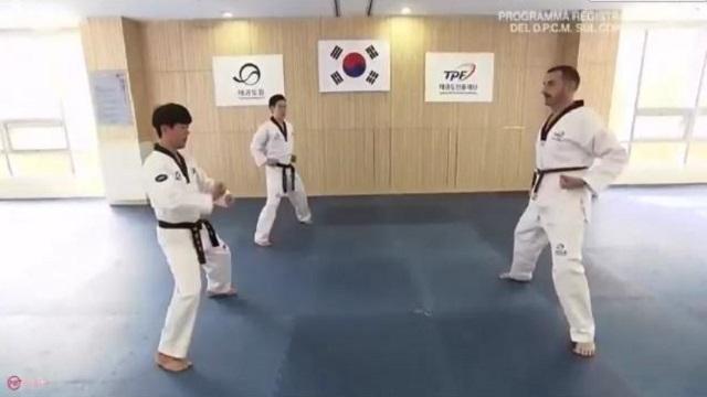 Pechino taekwondo
