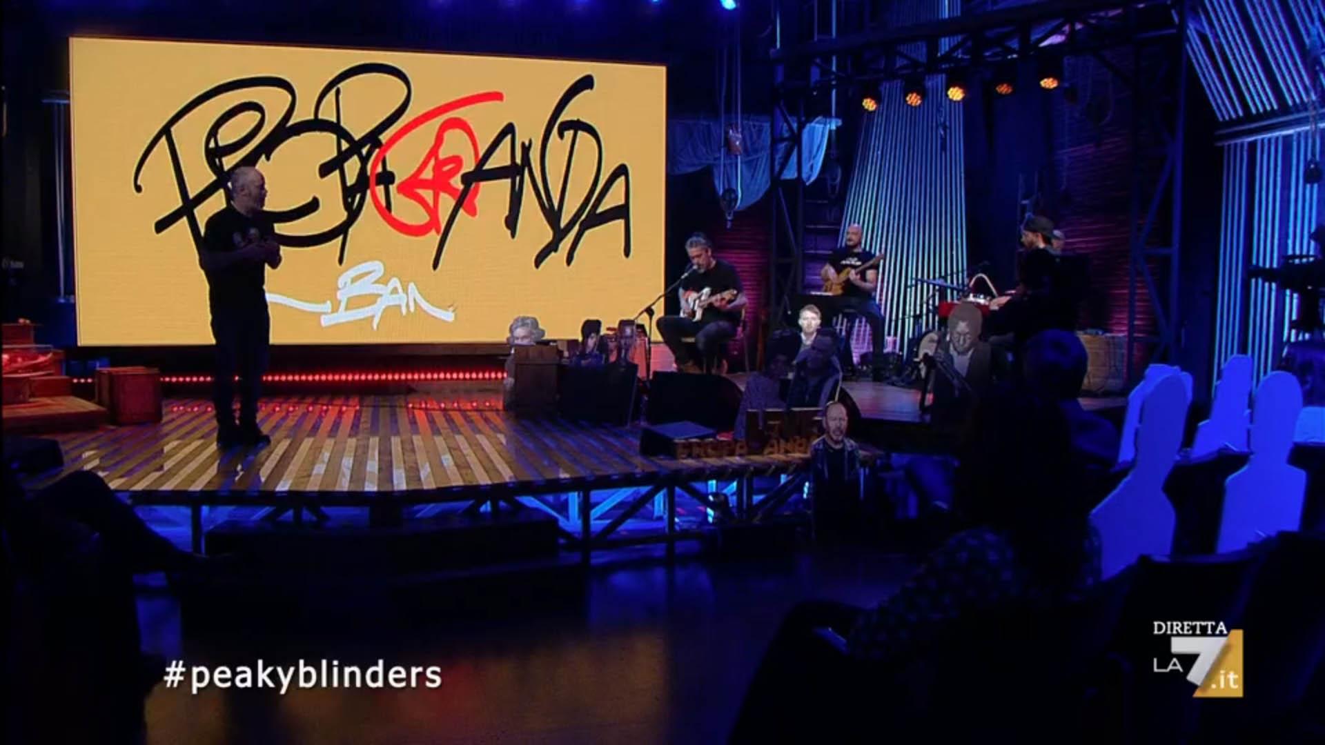 Propaganda Live 11 aprile