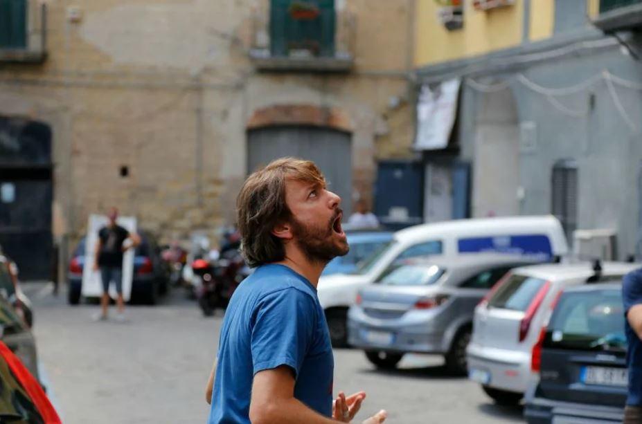 A Napoli non piove mai film finale