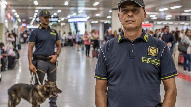 Airport Security Europa Fiumicino