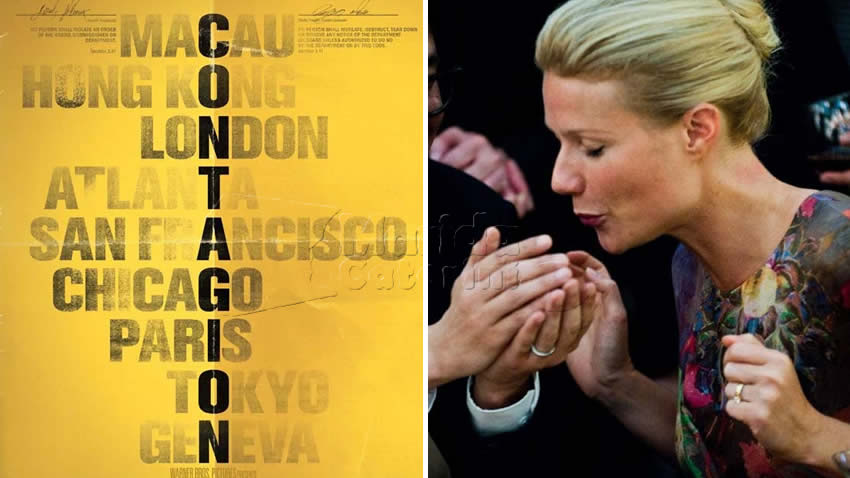 Contagion film Canale 5