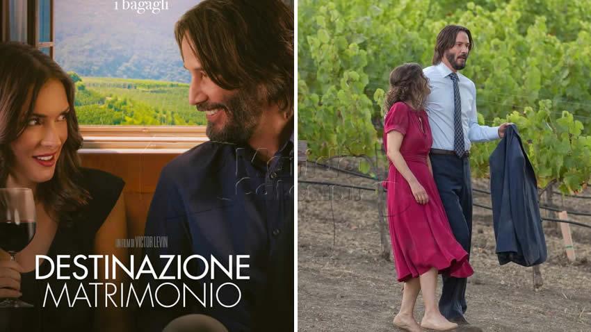 Destinazione matrimonio film Tv8