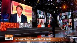 Dritto e rovescio 7 maggio - Renzi polemico su Fase 2 e riapertura negozi