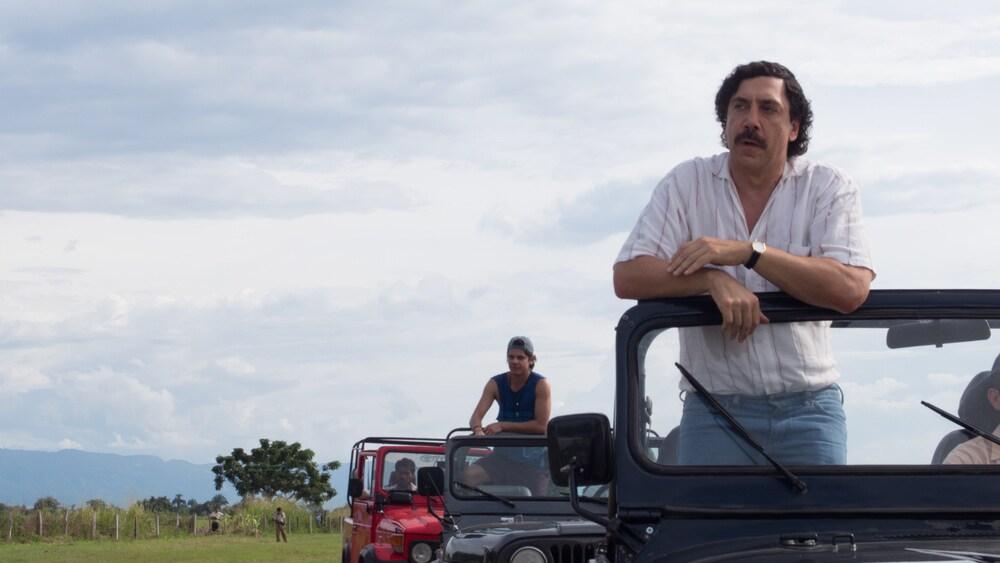 Escobar Il fascino del male Rai 2