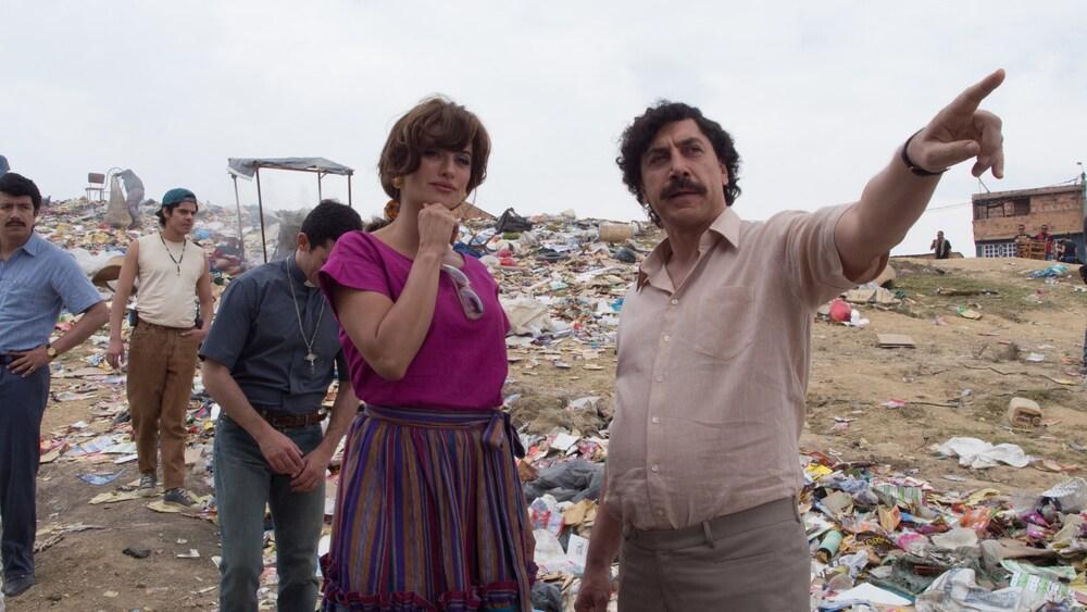 Escobar Il fascino del male dove è girato