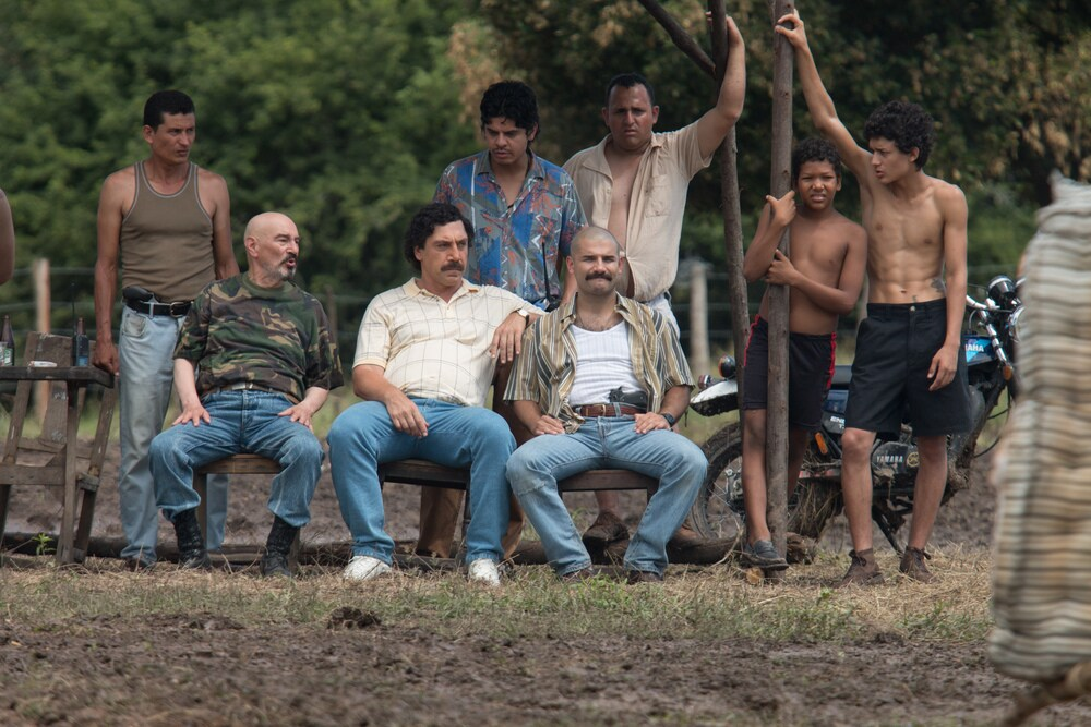 Escobar Il fascino del male finale