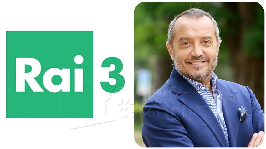 Franco Di Mare Rai 3 nuovi programmi