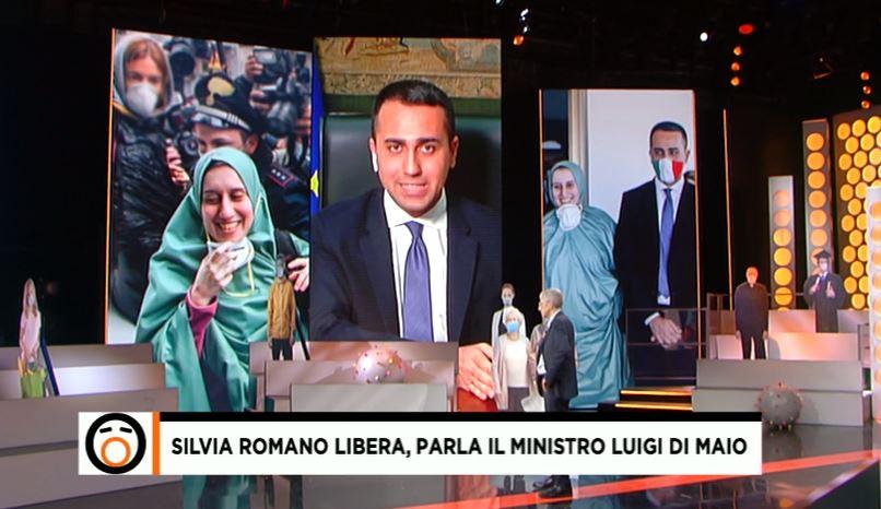 Fuori dal coro Di Maio dichiarazioni sulla liberazione di Silvia Romano