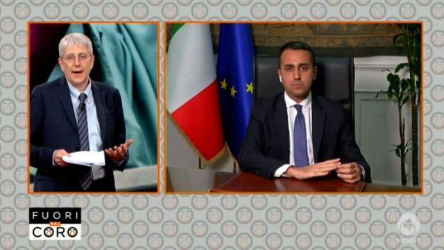 Fuori dal coro - L'intervista al Ministro Luigi Di Maio