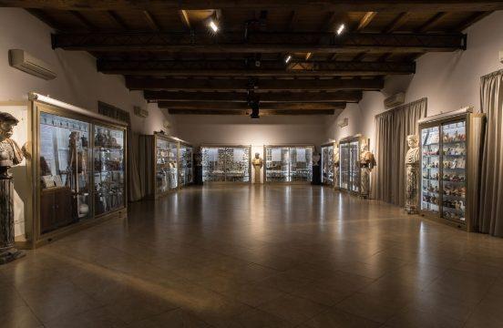 Il Gusto del Sapere La7 Museo Garum a Roma