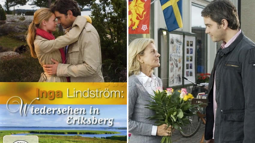 Inga Lindstrom Arrivederci ad Eriksberg La5