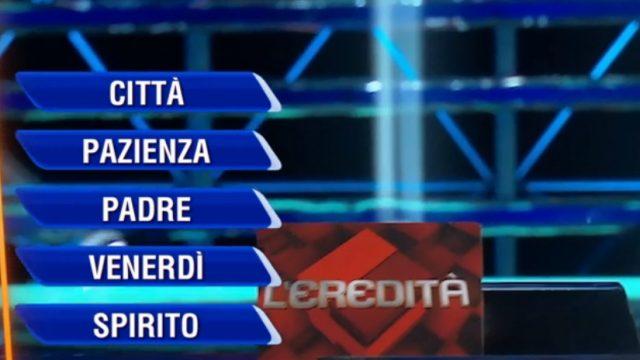 L'Eredità Giulia Strinati