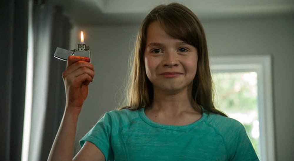 La piccola Katie film attori