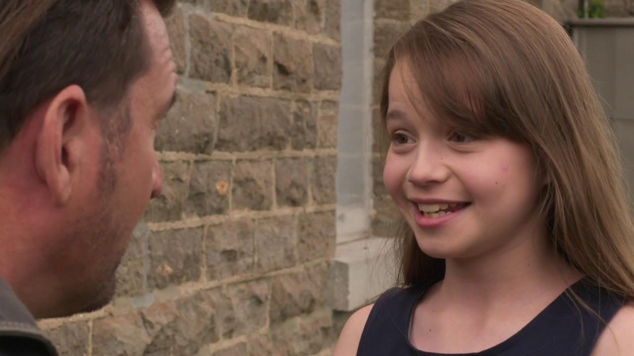 La piccola Katie film finale