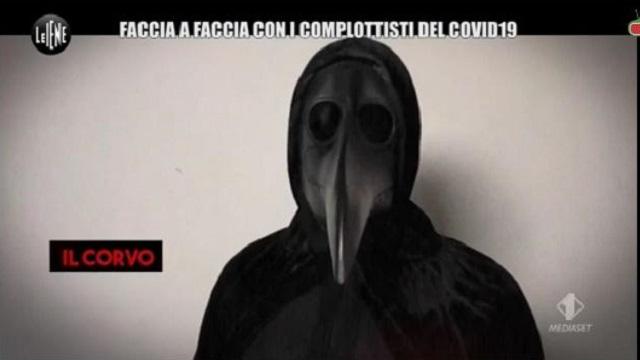 le Iene show corvo