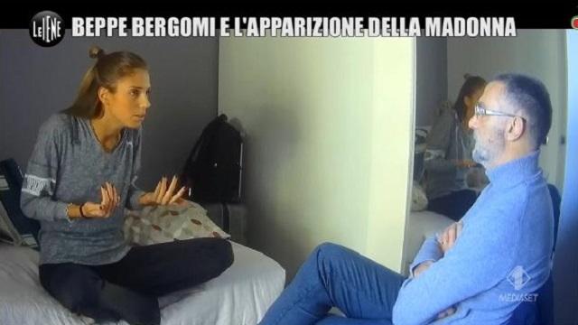 Le Iene Show Bergomi