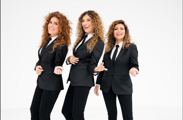 Le iene show 12 maggio trio femminile