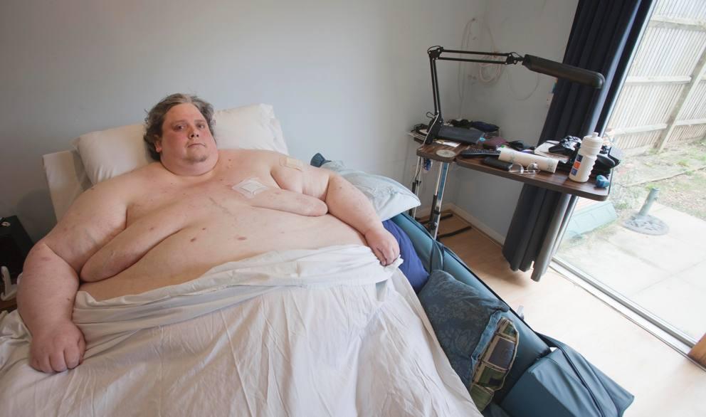 L'uomo di 450 kg Real Time