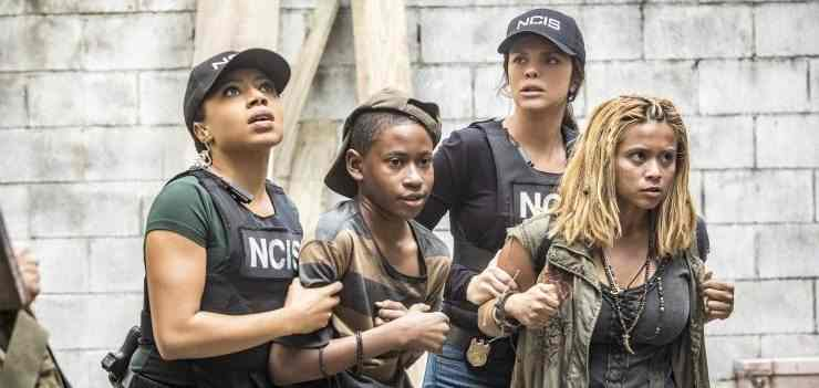 NCIS New Orleans quarta stagione cast