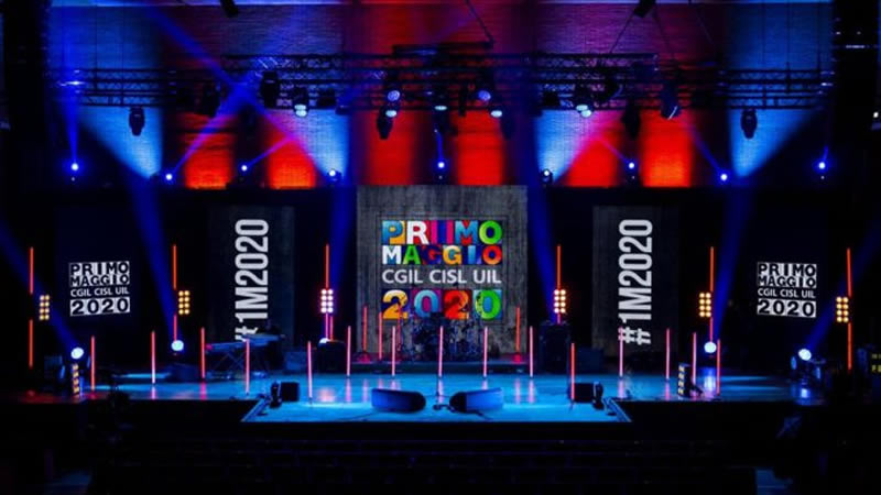 Primo Maggio 2020 Concertone scaletta