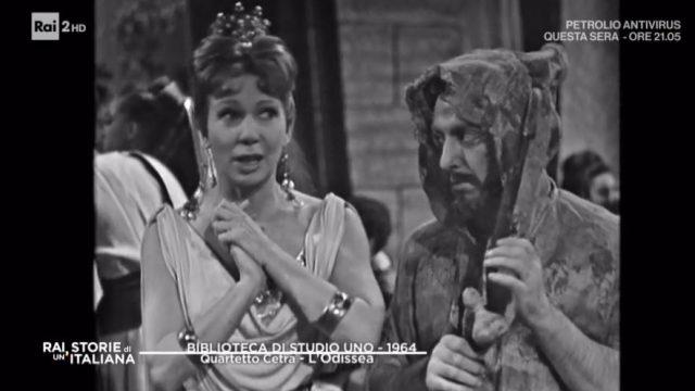 L'importanza del teatro e degli sceneggiati con l'omaggio a Vittorio Gassman