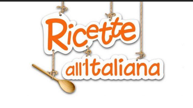 Ricette all'italiana Rete 4 - logo