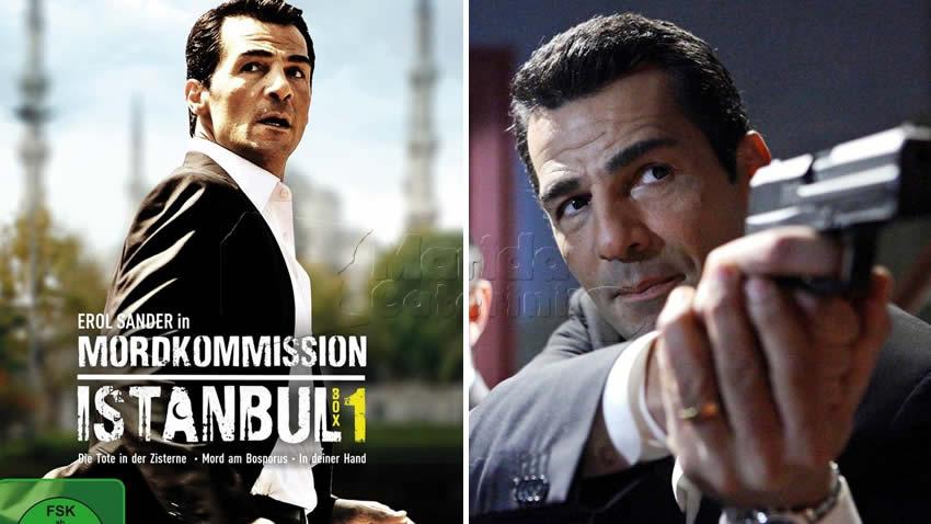 Squadra omicidi Istanbul Nelle tue mani Rai 2