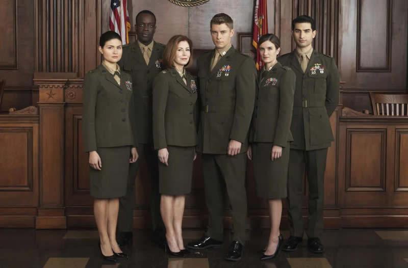 The Code serie tv Rai 2
