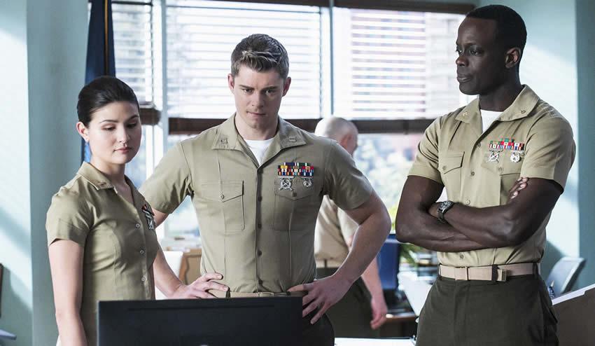 The Code serie tv episodi
