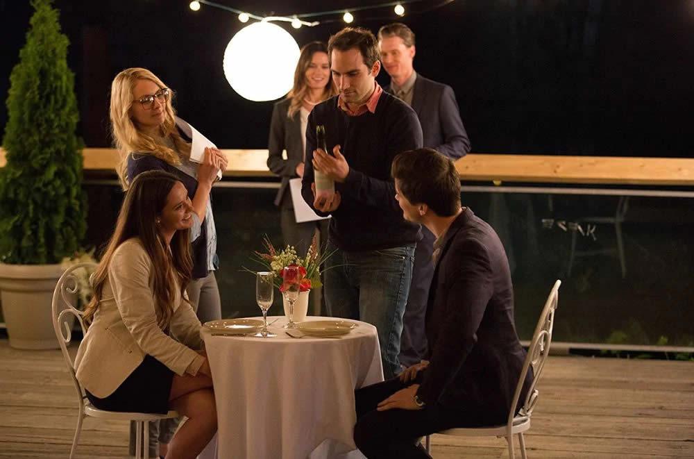 Un tavolo per due film finale