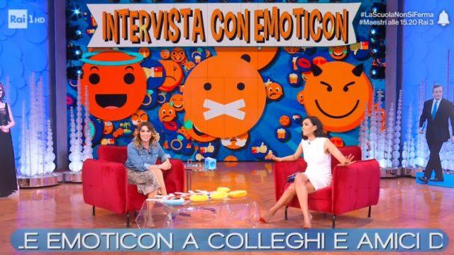 Vieni da me diretta 4 maggio - Intervista all'ospite la giornalista Manuela Moreno