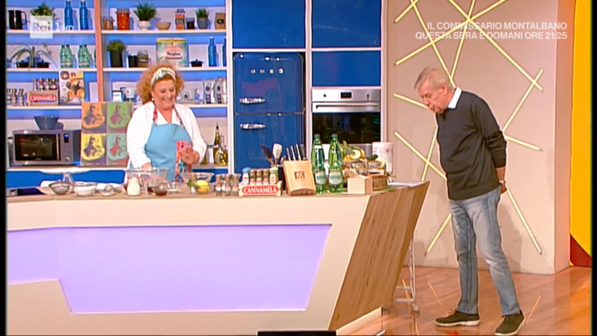 La prova del cuoco 25 maggio diretta