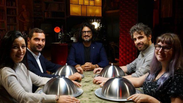 4 Ristoranti 4 giugno Chef Borghese a tavola