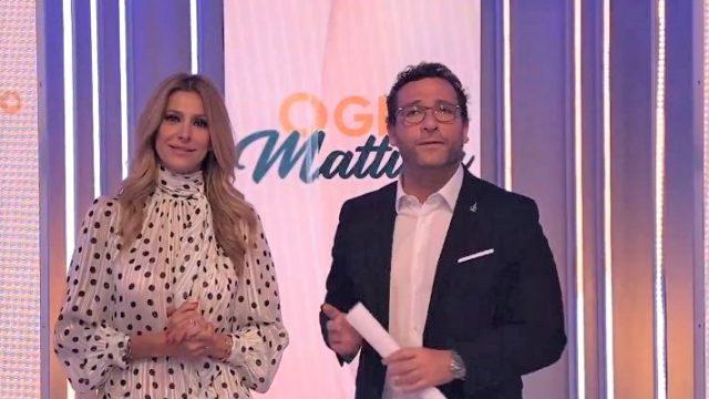 Ogni mattina diretta 29 giugno su Tv8 - Alessio Viola e Adriana Volpe alla conduzione