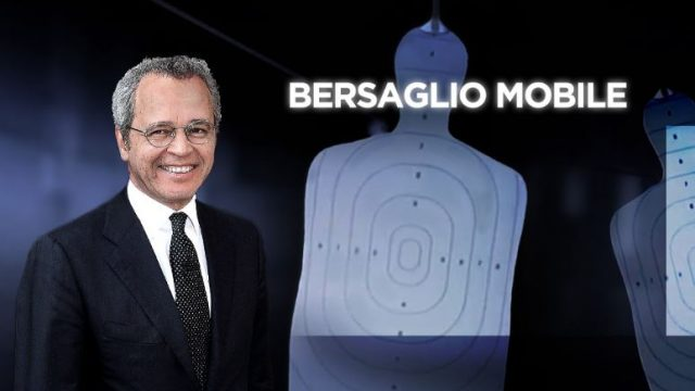 Stasera in tv 15 marzo Bersaglio Mobile